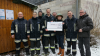 Spendenübergabe durch Vorstand Eva Sander